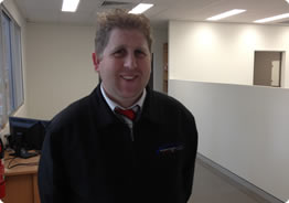 Brian - Parts Manager Toyota
